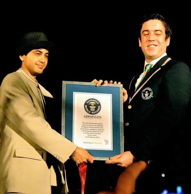 Guinness World Record®