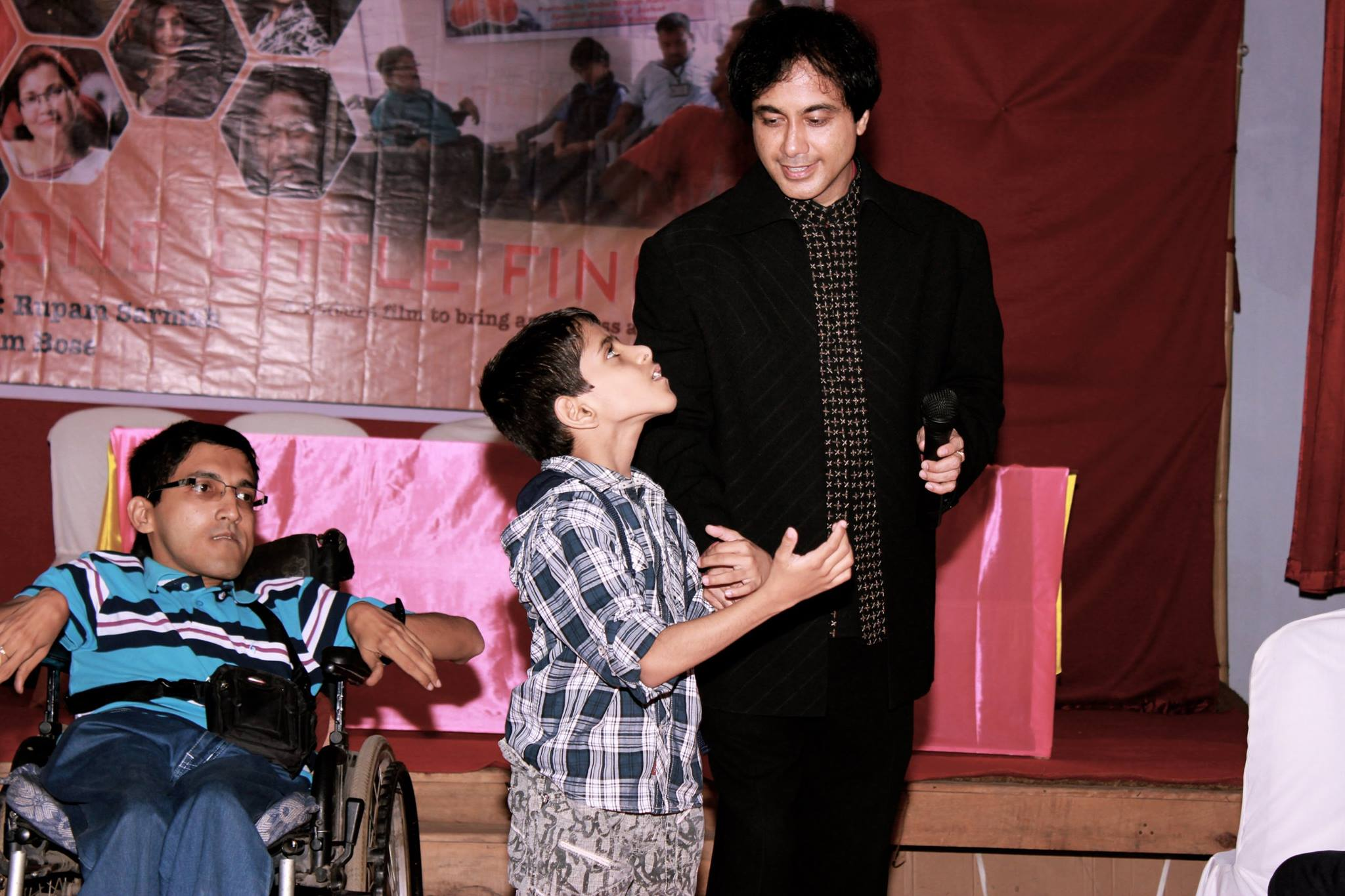 Feature Film - One Little Finger 'Ability in Disability' - Directed by Rupam